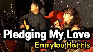 이라희 팝송 _ Pledging My Love  Emmylou Harris  _ Singer Lee Ra Hee English Song
