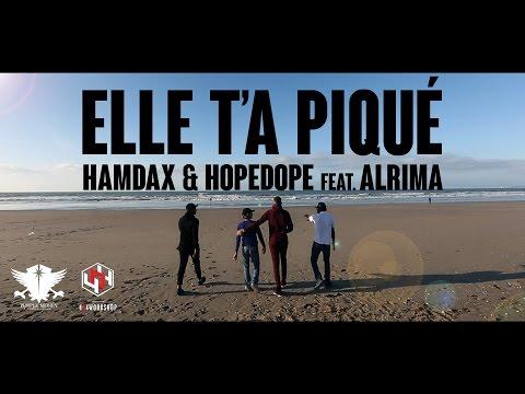 Hamdax, H2Beriz et Mousko (HopeDope) feat. Alrima - Elle t'a piqué (prod by RjacksProdz)