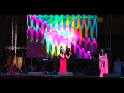 Jyotica Tangri Sings Excellent Songs From All Different Languages