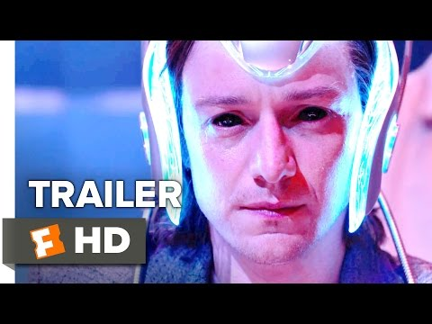 X-Men: Apocalypse TRAILER 1 (2016) - Evan Peters, Jennifer ...