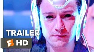 X-Men: Apocalypse TRAILER 1 (2016) - Evan Peters, Jennifer Lawrence Movie HD