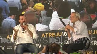 """Pd, Salvini: """"Mi interessa poco, a fare casino ci pensa Renzi"""""""