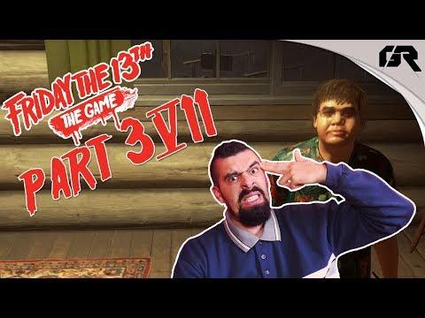 ΤΟ ΚΑΡΜΑ ΣΚΟΤΩΝΕΙ! // Friday The 13th The Game #37