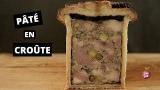 PÂTÉ EN CROÛTE  Recette Technique Pate en croute Petite bette