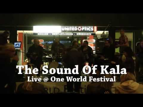 The Sound Of Kala - Live at One World Festival 2015 - Part 4