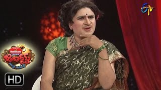 Rocket Raghava Performance | Jabardsth | 30th March 2017 | ETV  Telugu