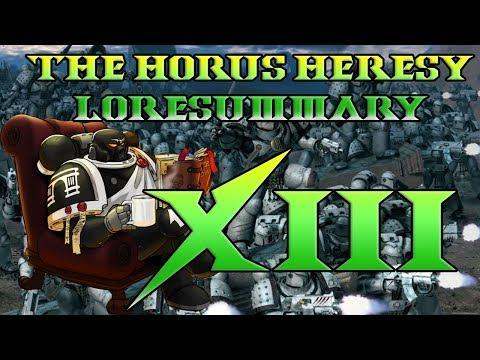 30K Lore, The Horus Heresy Lore Breakdown, Leagion