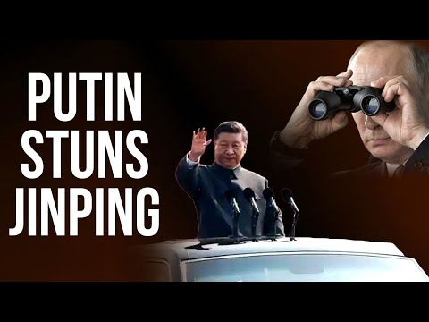 Jinping scramble for Middle East foiled by Putin