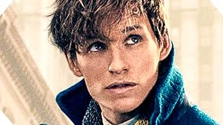 FANTASTIC BEASTS AND WHERE TO FIND THEM Trailer + All Movie Clips (2016)