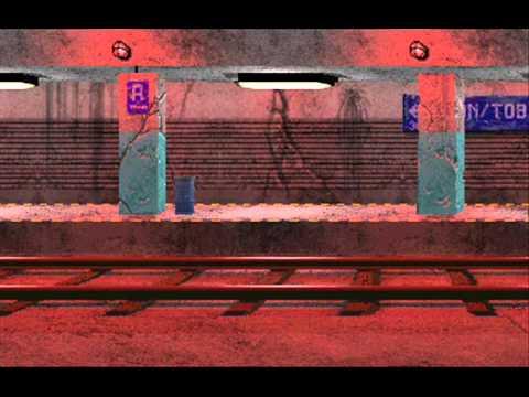 Mortal Kombat 3 (UMK3) - The Subway
