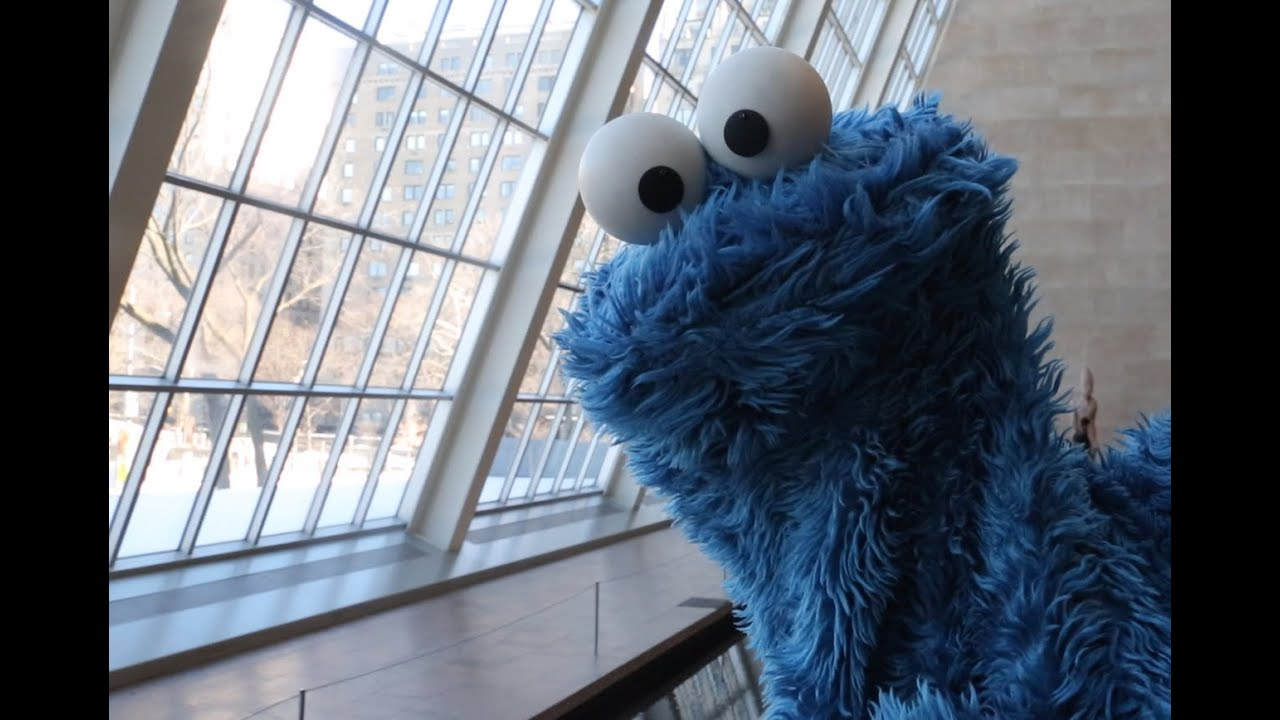 Simply Delicious Shower Thoughts With Cookie Monster Youtube