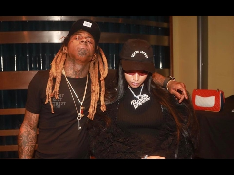 "Nicki Minaj ""Pulls Up On Lil Wayne To Record Unfinished Young Money Album"""