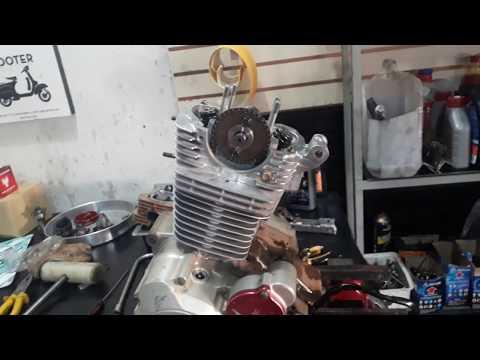 PONTO DO COMANDO!!! MOTOR OHC