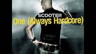 Scooter - One (Always Hardcore) (Club Mix)