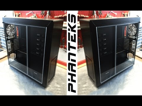 Phanteks Enthoo Luxe Mod Primo Clear Window Panels