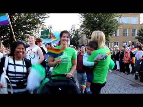 CUF Firar Örebro Pride 2015