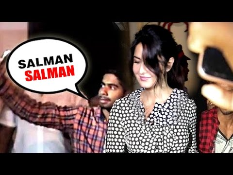 Thumbnail: Katrina Kaif's Reaction When FANS Calls Her Salman Salman Will Blow Your Mind
