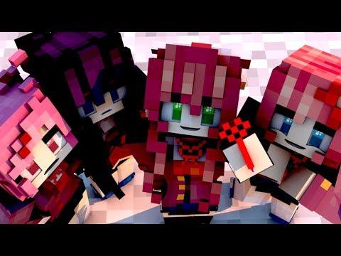 """""""Doki Doki Forever""""   Minecraft DDLC Music Video (Song By OR3O)   Izotz"""