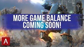 MAJOR Weapon Robot Rebalancing - More Game Balance | War Robots Test Server 4.3