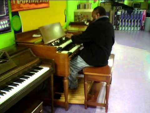 Hammond B3 gospel