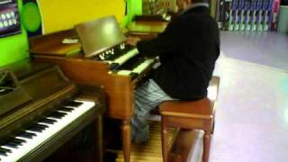 Hammond B3 gospel