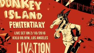 Donkey Island Penitentiary LIVE @ KXLU 2016