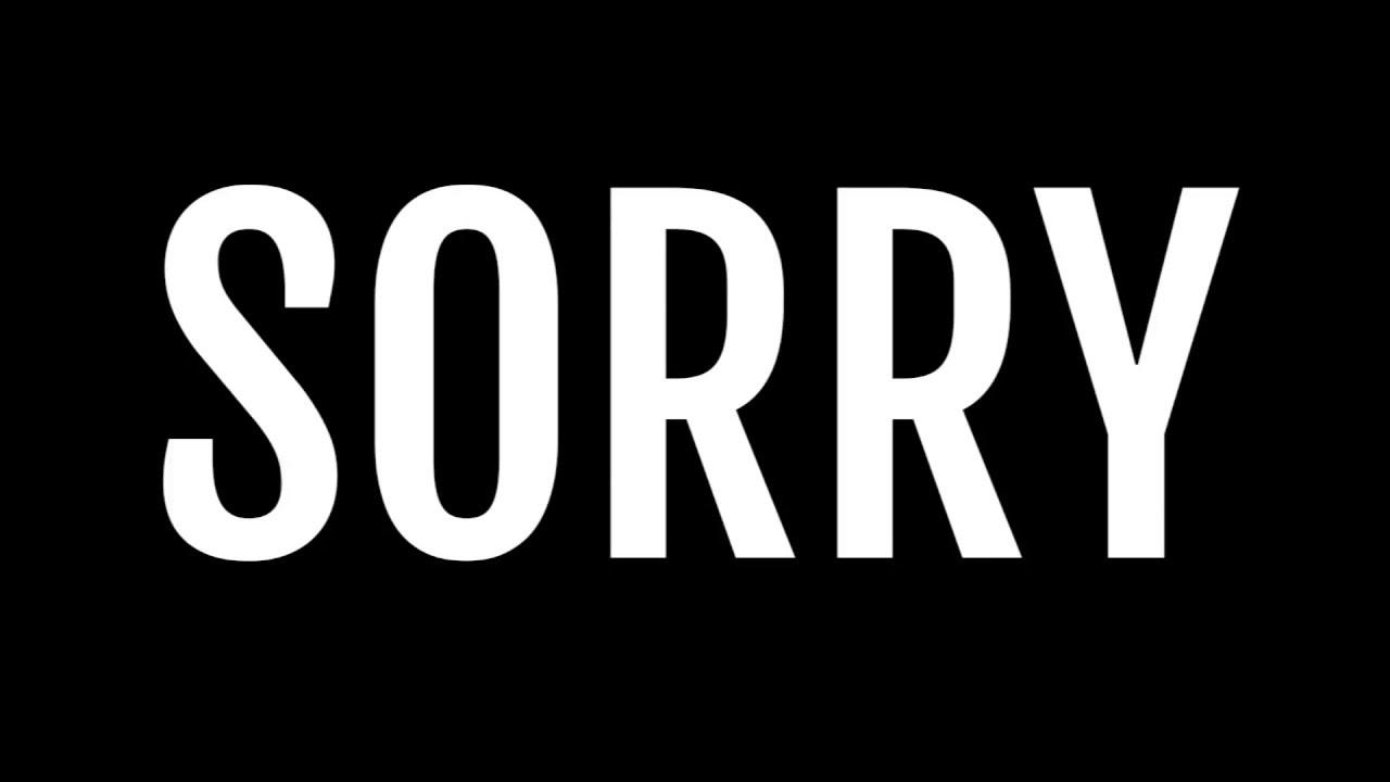 Sorry :)