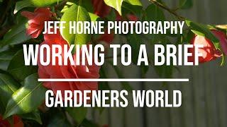 Working to a Brief   Gardeners World