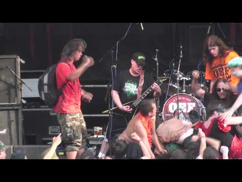 PUTRID PILE Live At OEF 2011
