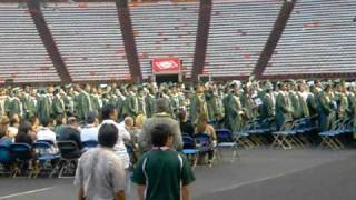 aiea high school graduation 2009