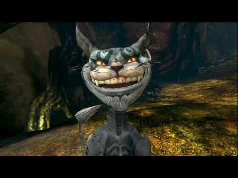Alice Madness Returns Cheshire Cat Quotes Youtube