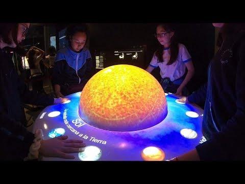 Interactive Museum Mirador in Santiago, Chile