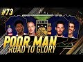 COMMUNITY VOTED TOTY STARTS NOW! TOTY NAINGGOLAN? - Poor Man RTG #73 - FIFA 18 Ultimate Team