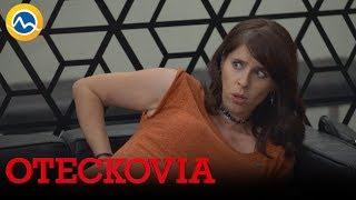 OTECKOVIA - Simča rodí, Alex sa rúca. Facka od Sisy!