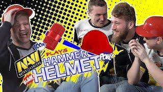 Team NaVi Plays Helmet Hammer – HyperX Moments