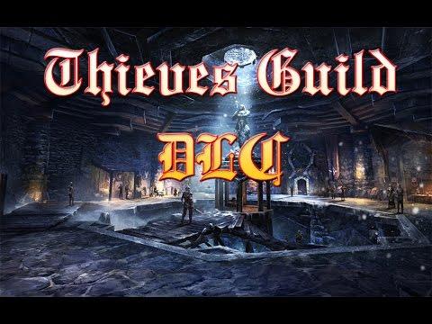 ESO Saturday: New Zone, Thieves Guild questline, Skill line, and more!