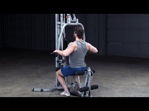 Powerline By Body-Solid BSG10X Home Gym (BodySolid.com)