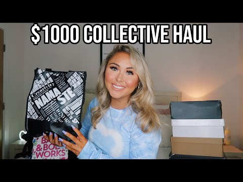 $1000 COLLECTIVE HAUL || Lululemon, Jordan 1's, Nike, Urban, Skims, & More! *SUMMER 2020* from YouTube · Duration:  25 minutes 35 seconds