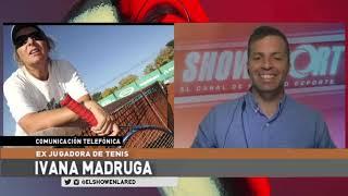 Tenis   Ivana Madruga en El Show En La Red 06 10 2020