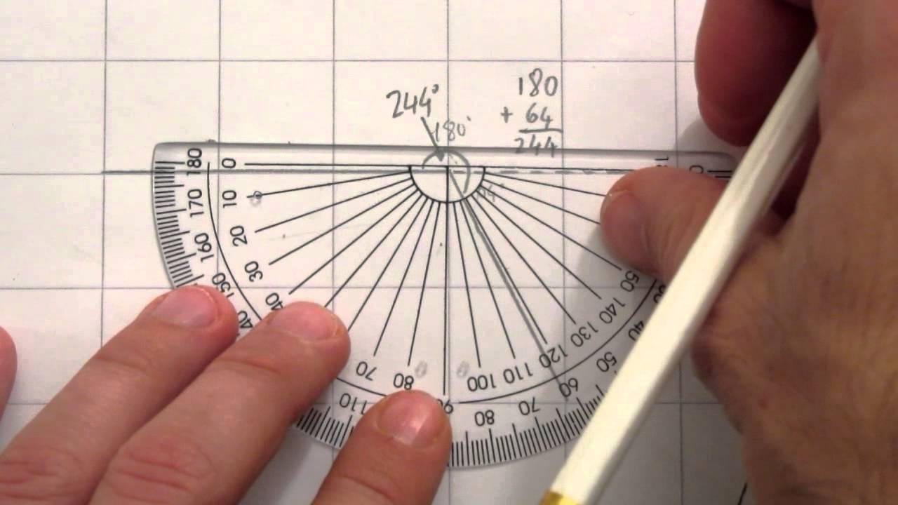5 Measuring Reflex Angles Youtube