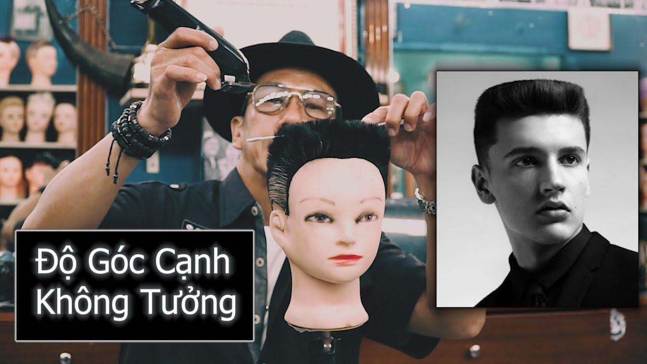 [Chi Tiết] KIỂU TÓC FASHION MỚI BUFF THẦN THÁI ĐÀN ÔNG | Vũ Trí Academy | Cập Nhật Xu Hướng
