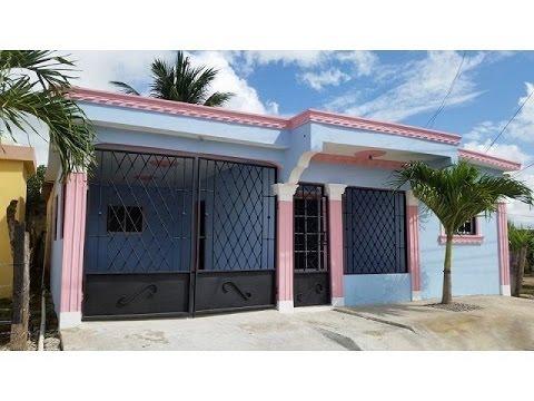 Casa Barata En Venta En Higuey Rep Blica Dominicana Youtube