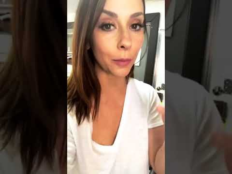 Jennifer Love Hewitt Instagram Stories 27/07/18 - YouTube