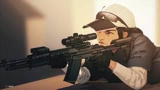 "World War Z - Character: Kimiko Nomura ""Nobody Saw Me Coming"" Backstory Animation Cutscene (2019)"