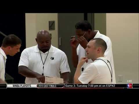 2016 NBA Training Camp Highlights