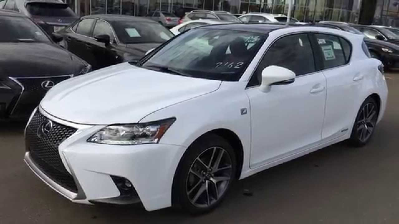 2015 lexus ct 200h hybrid review youtube. Black Bedroom Furniture Sets. Home Design Ideas