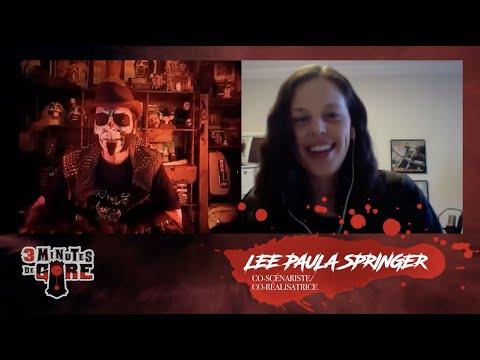 3 minutes de gore | Spécial quarantaine | Lee Paula Springer et Dead Dicks