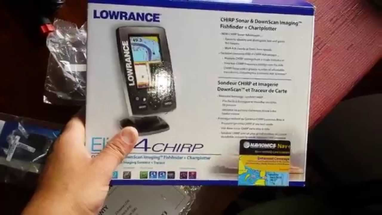 lowrance elite 4 chirp lowrance elite 4 chirp