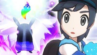 What Happens When You Mega Evolve in the Pokémon Sun & Moon Demo?