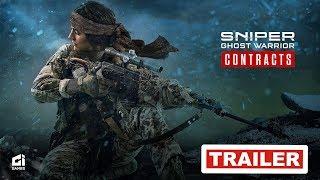 Сибирь ждёт – убийства и расчленёнка в трейлере Sniper Ghost Warrior Contracts